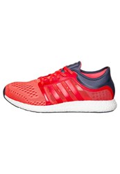 Adidas Performance Cc Rocket Boost Cushioned Running Shoes Antique Brass Night Flash Red