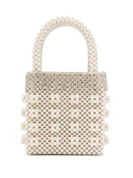 Shrimps Diamante Pearl Bag 60