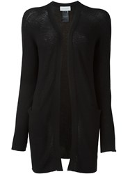 Christian Wijnants Long Cardigan Black