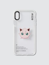 Casetify Jigglypuff 039 Pokedex Day Iphone Xs Max Case Clear
