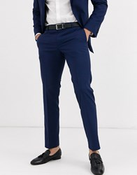 Tommy Hilfiger Will Extra Slim Suit Trouser Navy