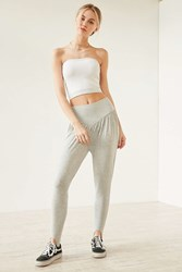 Silence And Noise Donna Stirrup Pant Grey