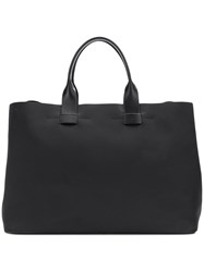 Troubadour Large Tote Bag Black