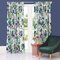 Bluebellgray Palette Pencil Pleat Curtains Multi