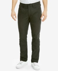 Kenneth Cole Reaction Men's 5 Pocket Jeans Black Combo