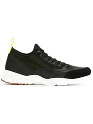 Christian Dior Homme Lace Up Trainers Black