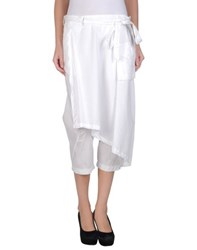 Coming Soon Trousers 3 4 Length Trousers Women
