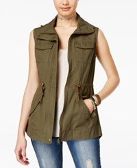 American Rag Utility Vest Only At Macy's Olive