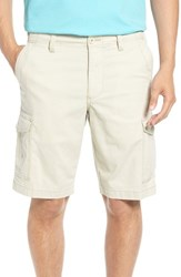 Tommy Bahama Big And Tall Sandbar Ripstop Cargo Shorts French Clay