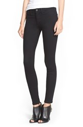 Women's Burberry Brit Skinny Jeans Black