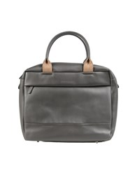 Brunello Cucinelli Work Bags Steel Grey