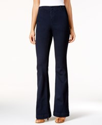 Inc International Concepts Curvy Fit Denim Trousers Only At Macy's Indigo