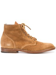 Officine Creative Victoria Boots Men Calf Leather 44 Brown