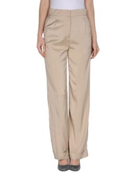 Valentino Roma Casual Pants Beige