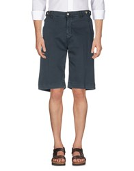 Notify Jeans Bermudas Dark Blue