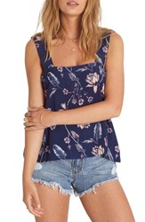 Billabong Women's Dawn Mist Woven Tank