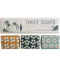 Izola Trio Of Soap Surf Soaps