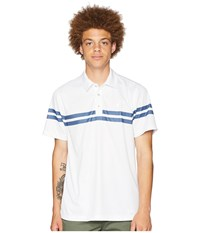 Toes On The Nose Beach Day Short Sleeve Polo Navy Short Sleeve Knit