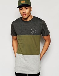Friend Or Faux T Shirt Cut And Sew Grey