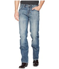 Rock And Roll Cowboy Reflex Revolver In Medium Wash M1r5140 Medium Wash Jeans Navy
