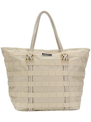 Nike Lab Nk Af1 Tote Polyester Rubber Nude Neutrals