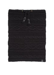 Bickley Mitchell Cable Knit Snood Black
