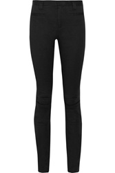 Haider Ackermann Stretch Linen Blend Skinny Pants