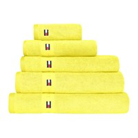Tommy Hilfiger Plain Sun Range Towel Bath Sheet