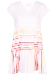 Lemlem Eskedar Short Dress Pink