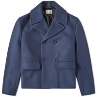 Acne Studios Merge Jacket Blue