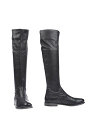 Henry Beguelin Boots Black