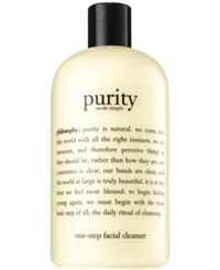 Philosophy Purity Made Simple Cleanser 16 Oz