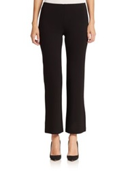 Eileen Fisher Stretch Ponte Pants Black