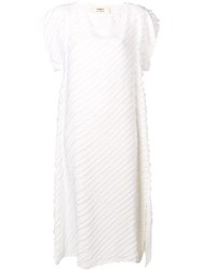 Ports 1961 A Line Shaped Dress White