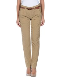 Tommy Hilfiger Denim Trousers Casual Trousers Women Khaki