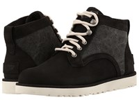 Ugg Bethany Canvas Black Women's Boots