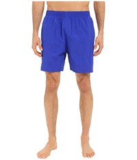Tyr Classic Deck Swim Shorts Royal Men's Swimwear Navy
