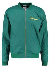 Hype Palm Springs Bomber Jacket Green