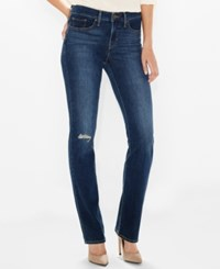 Levi's 314 Shaping Straight Leg Jeans Restless Wind With