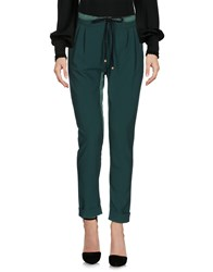 Miss Miss By Valentina Casual Pants Green