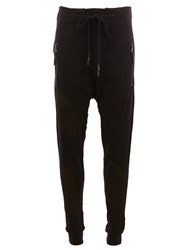 11 By Boris Bidjan Saberi Baggy Sweatpants Black