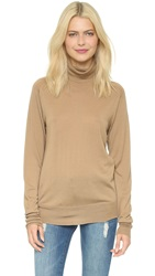 6397 Turtleneck Sweater Camel