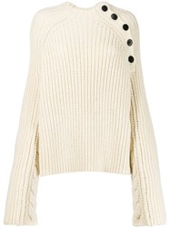 Zadig And Voltaire Colette Jumper Neutrals