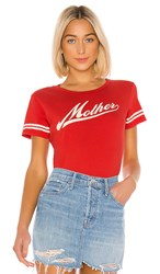 Mother The Lil Goodie Goodie In Red. Mother Script