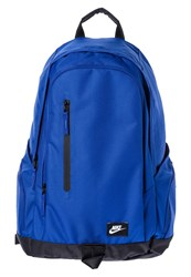 Nike Sportswear All Access Fullfare Rucksack Deep Royal Blue Sea White