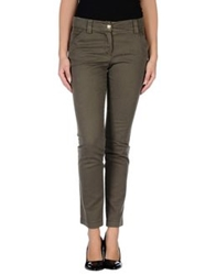 X's Milano Casual Pants Military Green