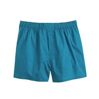 J.Crew Dotted Boxers Warm Mineral