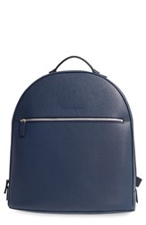 Men's Salvatore Ferragamo 'Revival' Leather Backpack