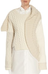 Burberry Women's Cashmere Cable Knit Sweater