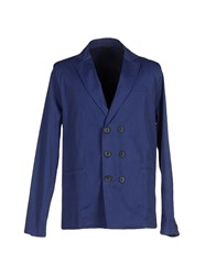Jijil Suits And Jackets Blazers Men Blue